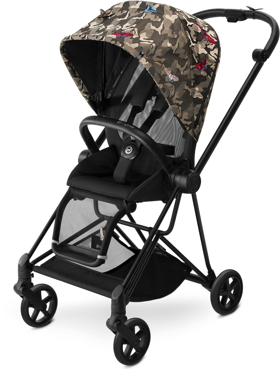 Cybex Mios Stroller - Butterfly