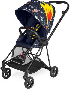 Cybex 2017 / 2018 Mios Stroller - Space Rocket