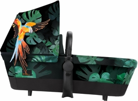Cybex Priam Carry Cot - Birds of Paradise