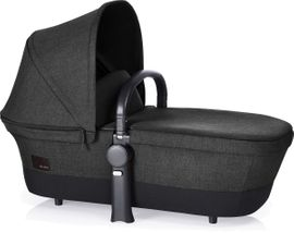 Cybex Priam Carry Cot - Black Beauty