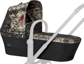 Cybex Priam Carry Cot Fashion Edition - Butterfly
