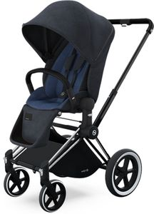 Cybex 2017/2018 Priam Lux All-Terrain Stroller - True Blue