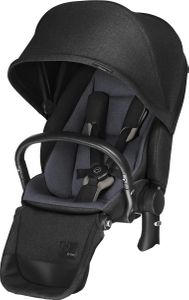 Cybex Priam Lux Seat - Black Beauty
