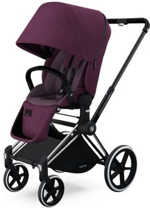 Cybex 2017 / 2018 Priam Lux Trekking Stroller - Grape Juice