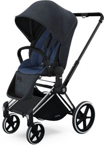 Cybex 2017 / 2018 Priam Lux Trekking Stroller - True Blue