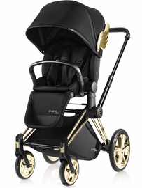 Cybex 2017 / 2018 Priam Lux Trekking Stroller - Wings by Jeremy Scott