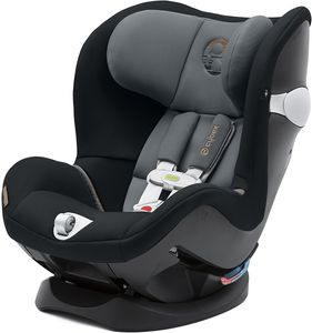 Cybex Sirona M Sensorsafe 2.0 Convertible Car Seat - Pepper Black