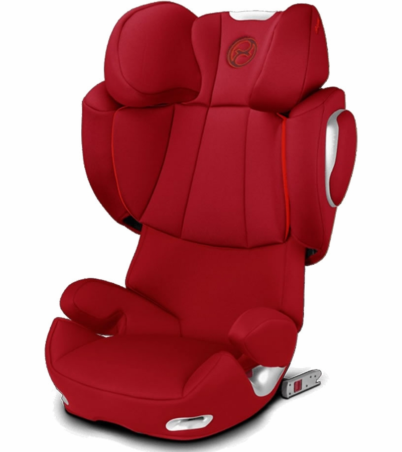 cybex solution q2 fix booster car seat hot spicy. Black Bedroom Furniture Sets. Home Design Ideas