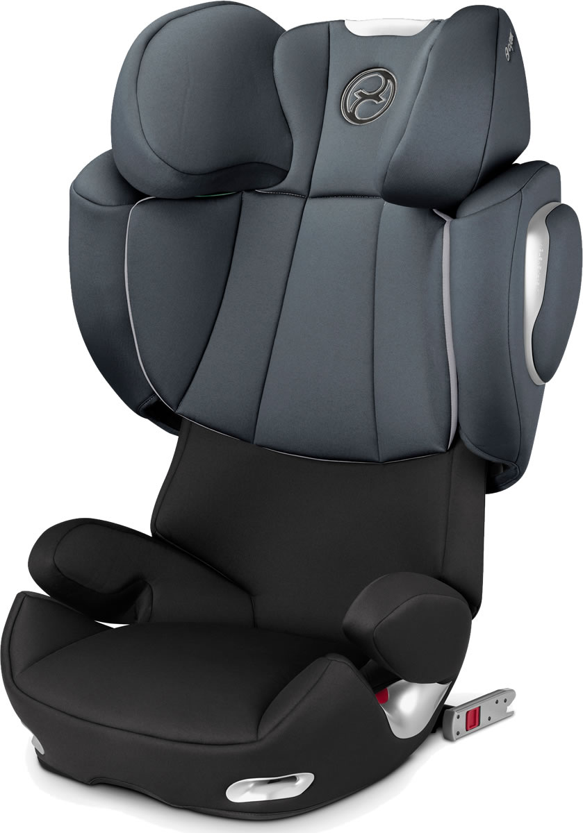Outstanding Cybex Solution Q2 Fix Booster Car Seat Moon Dust Caraccident5 Cool Chair Designs And Ideas Caraccident5Info
