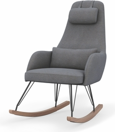 dadada Weeble Rocking Chair - Fog