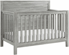 DaVinci Fairway 4-in-1 Convertible Crib - Rustic Grey