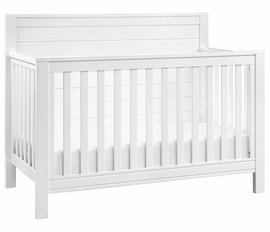 DaVinci Fairway 4-in-1 Convertible Crib - Rustic White