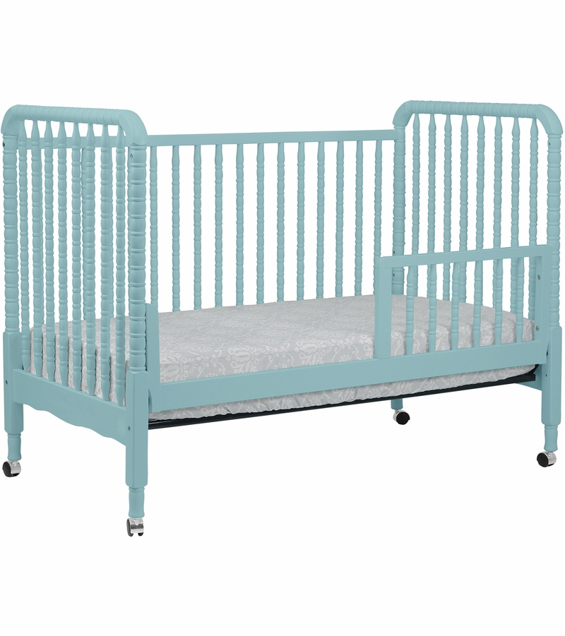 DaVinci Jenny Lind Stationary Crib with Toddler Bed ...