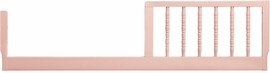 DaVinci Jenny Lind Toddler Bed Conversion Kit - Blush Pink