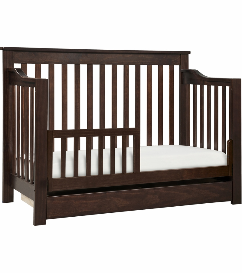 DaVinci Piedmont 4-in-1 Convertible Crib And Toddler Bed