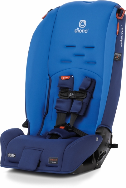 Diono Radian 3R All-in-One Convertible Car Seat 2020 Blue Sky