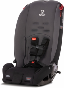 Diono Radian 3R All-in-One Convertible Car Seat 2020 Gray Slate