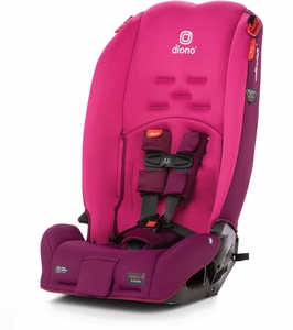 Diono Radian 3R All-in-One Convertible Car Seat 2020 Pink Blossom