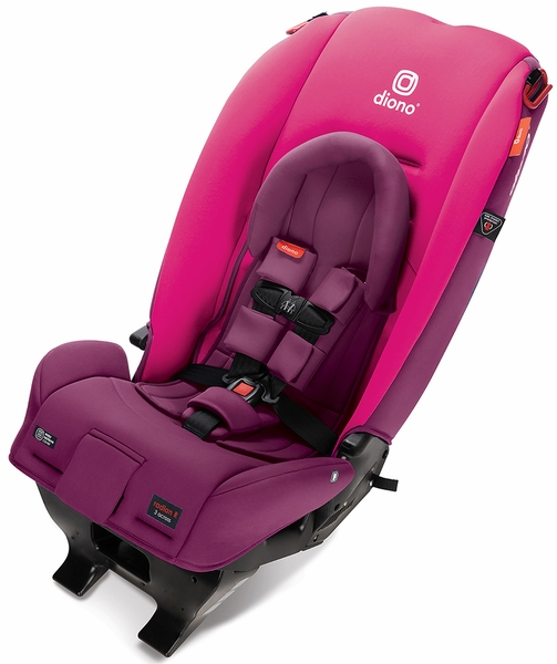Diono Radian 3RX All-in-One Convertible Car Seat 2020 Pink Blossom