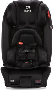 Diono Radian 3RXT All-in-One Convertible Car Seat 2020 Black Jet