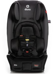 Diono Radian 3RXT All-in-One Convertible Car Seat 2020 Gray Slate