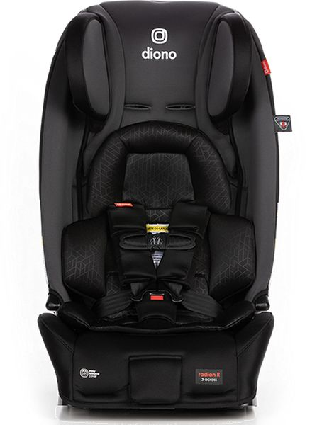 Diono Radian 3RXT All-in-One Convertible Car Seat - Gray Slate
