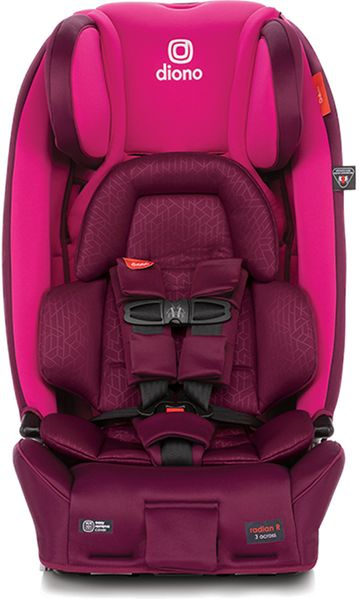 Diono Radian 3RXT All-in-One Convertible Car Seat 2020 Purple Plum