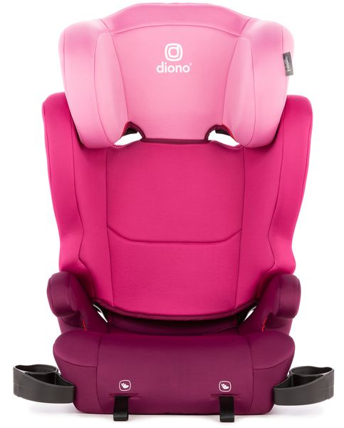 Diono Cambria 2 High Back Belt Positioning Booster Car Seat - Pink