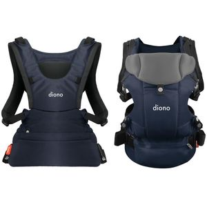 Diono Carus Essentials 3-in-1 Baby Carrier - Navy