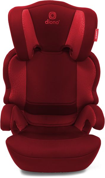 Diono Everett NXT High Back Belt Positioning Booster Car Seat - Red