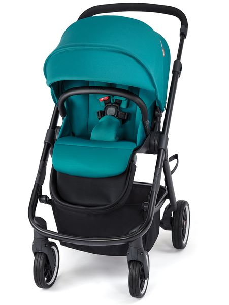 Diono Excurze Stroller - Blue Turquoise