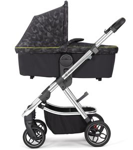 Diono Excurze Stroller & Carrycot - Luxe Black Camo