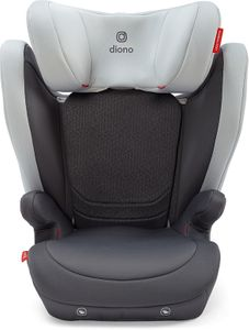 Diono Monterey 4DXT High Back Belt Positioning Booster Car Seat - Gray Light