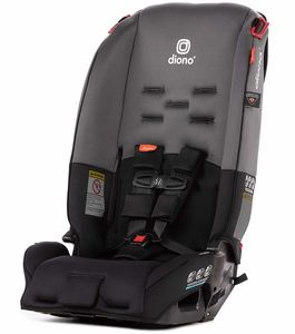 Diono Radian 3R All-in-One Convertible Car Seat 2019 Grey Dark