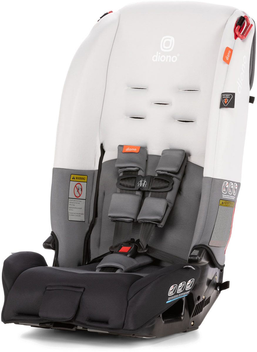 Diono Car Seat >> Diono Radian 3 R All In One Convertible Car Seat Grey Light