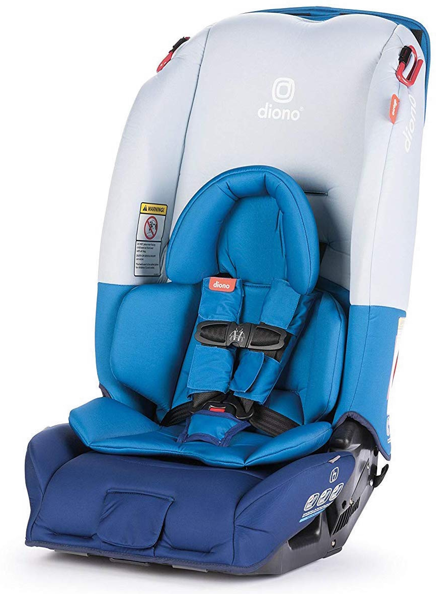Diono Radian 3 RX All-in-One Convertible Car Seat - Blue