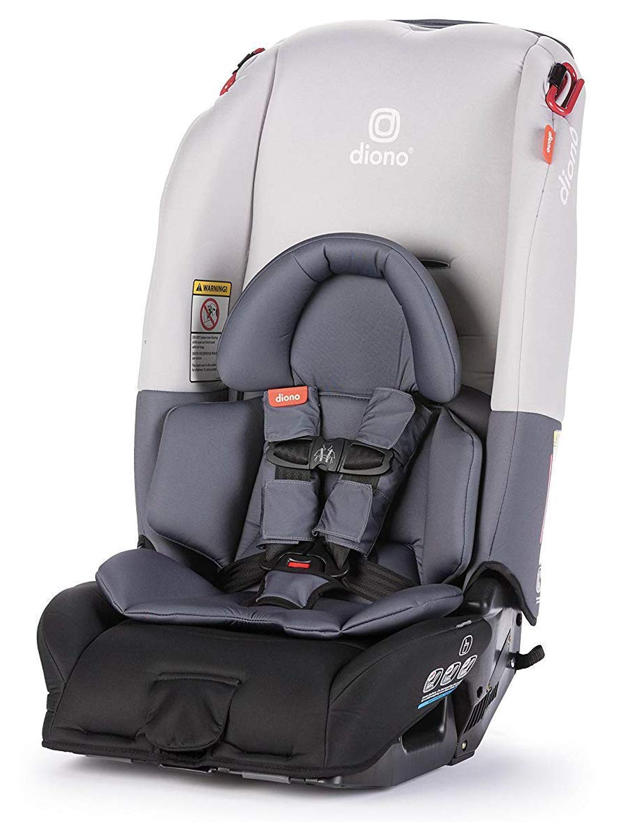 Diono Radian 3 RX All-in-One Convertible Car Seat - Grey ...