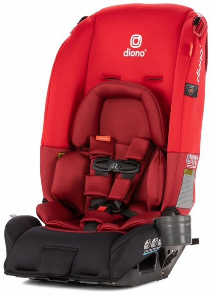 Diono Radian 3RX All-in-One Convertible Car Seat 2019 Red