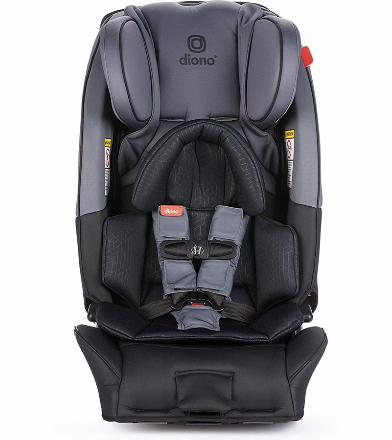 Diono Radian 3 Rxt All In One Convertible Car Seat Grey Dark