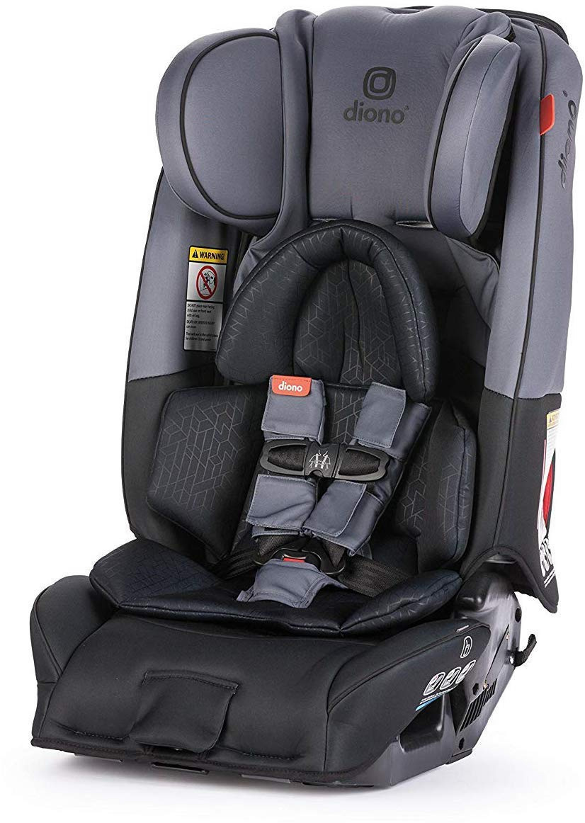 Diono Radian 3 RXT All-in-One Convertible Car Seat - Grey...