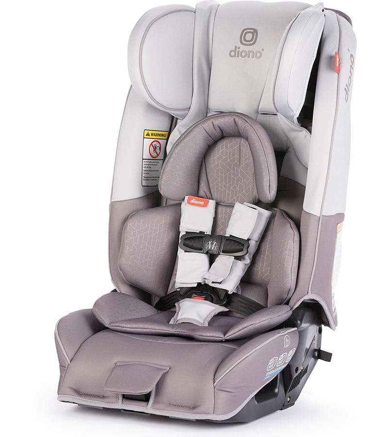 Diono Radian 3 Rxt All In One Convertible Car Seat Grey Oyster