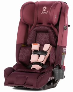 Diono Radian 3RXT All-in-One Convertible Car Seat 2019 Plum