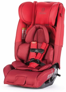 Diono Radian 3RXT All-in-One Convertible Car Seat 2019 Red