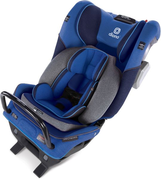 Diono Radian 3QXT Ultimate 3 Across All-in-One Convertible Car Seat - Blue Sky