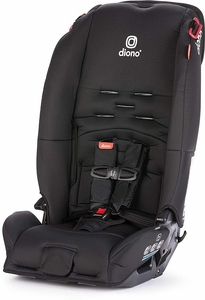 Diono Radian 3R All-in-One Convertible Car Seat 2019 Black