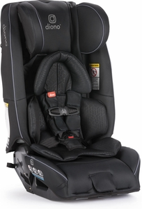 Diono Radian 3RXT All-in-One Convertible Car Seat 2019 Black