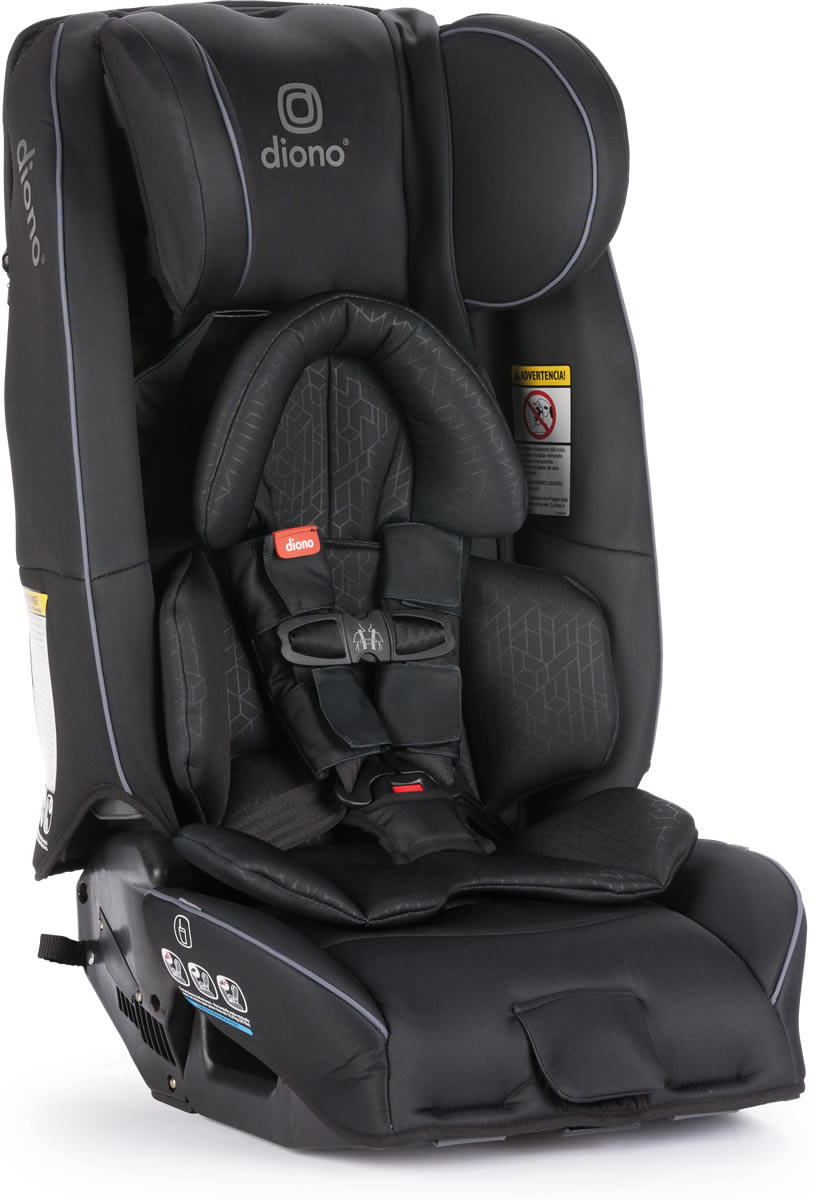 Diono Radian 3 RXT All-in-One Car Seat - Black