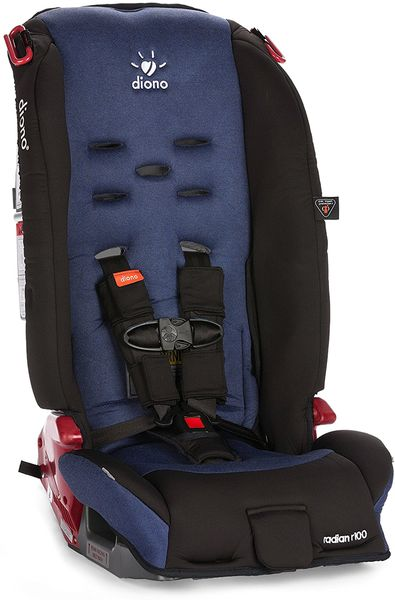 Diono Radian All-In-One Convertible Car Seat - Cobalt