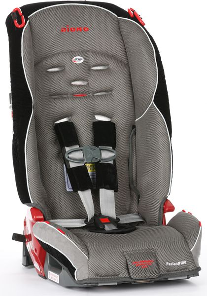 Diono Radian R100 Convertible + Booster Car Seat 2015 Eclipse