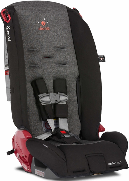 Diono Radian R100 Convertible + Booster Car Seat - Essex